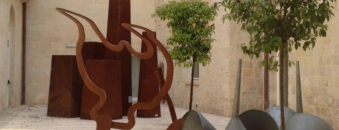 MUST - Museo Storico Città di Lecce is one of SmartTrip в Лечче с Анной-Алисой.