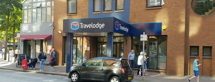 Travelodge is one of Belfast.