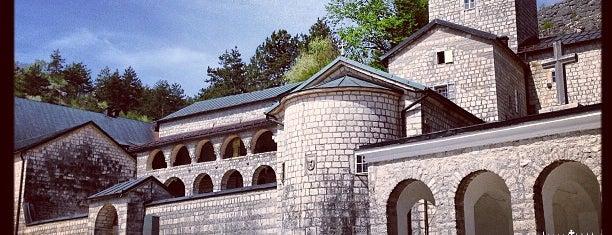 Cetinjski Manastir is one of Budva.