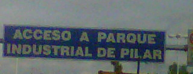 Parque Industrial Pilar is one of Orte, die Alejandro gefallen.