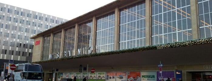 H Westbahnhof is one of Sonam 님이 좋아한 장소.