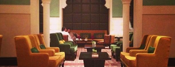 Al-Mashreq Hotel is one of Riyadh cafes & restaurants.