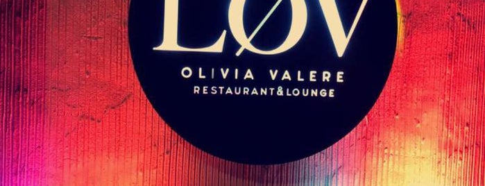 Lov By Olivia Valere is one of marbella.