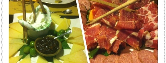 Il giardino degli ulivi is one of slow cooking..