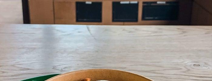 Taqado Mexican Kitchen (World Trade Center) is one of Orte, die Aamer gefallen.