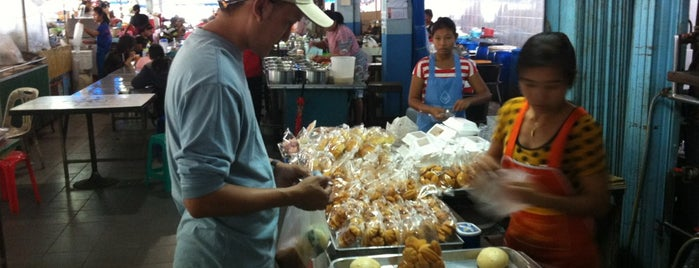 Ranong Municipality Market is one of Ranong.