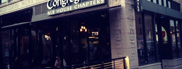 Congregation Ale House is one of Craft Beer L.A..