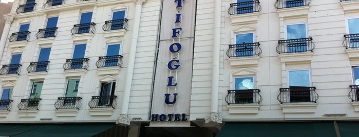 Latifoglu Hotel is one of Nazanin 님이 좋아한 장소.