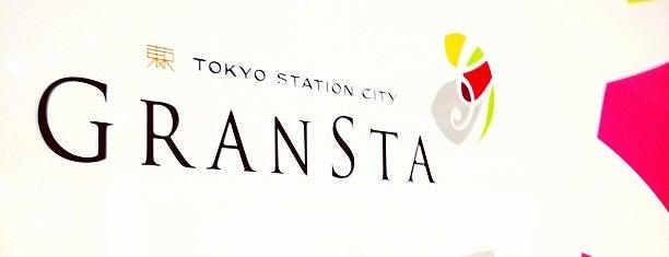 GranSta Tokyo is one of Shinichi 님이 좋아한 장소.