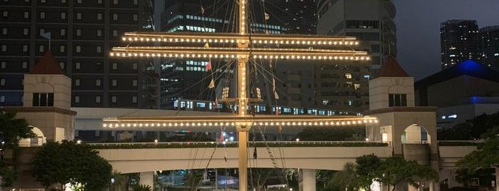 竹芝桟橋のマスト is one of Takuma's Liked Places.