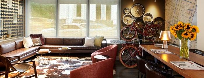 Kimpton Hotel Vintage Portland is one of Best of Portland by Bike.