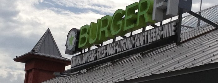 BurgerFi is one of Local.
