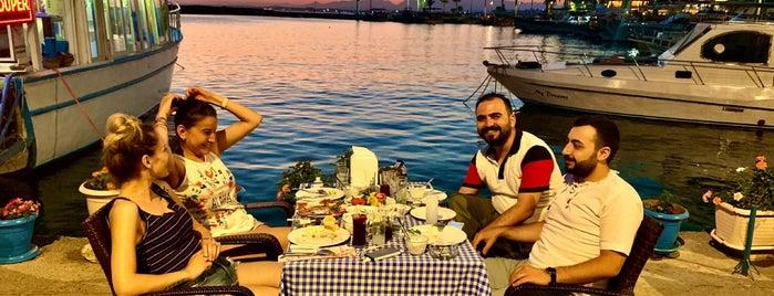 By Rasim Balıkçı (Boot Restaurant) is one of Antalya-Mavangat-Alanya Gezilerim.