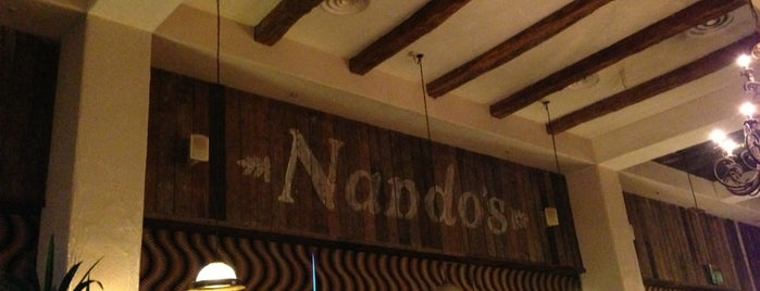 Nando's is one of Paulさんのお気に入りスポット.