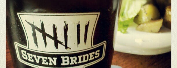 Seven Brides Tap Room is one of Oregon Brewpubs.