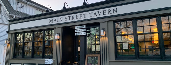 Main Street Tavern is one of Out East.