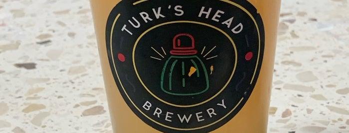 Turk's Head Brewery is one of Breweries 🍺.