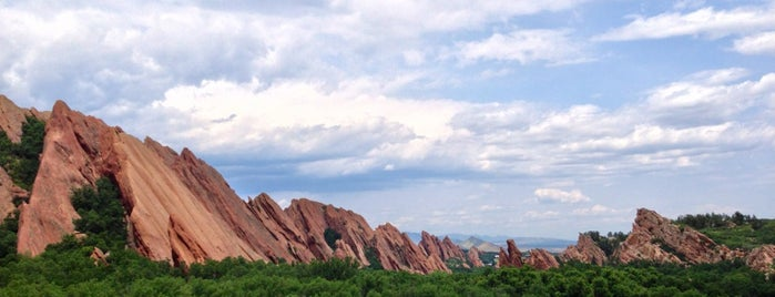 Roxborough State Park is one of Denver.