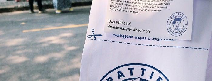 Patties is one of Burger.