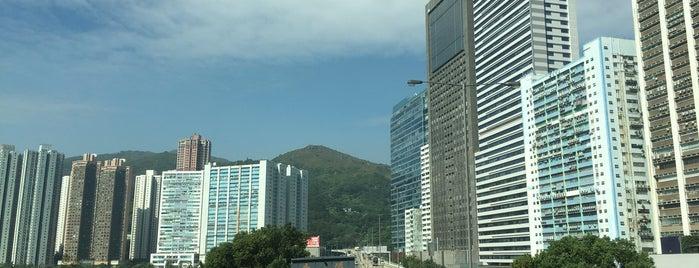 Tsuen Wan Promenade is one of Locais curtidos por Aptraveler.