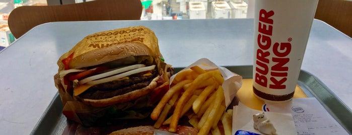 Burger King 漢堡王 is one of Lugares favoritos de Mauricio.