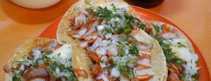 """Taqueria """"LOS MISHIOS"""" is one of Los mejores tacos de la ciudad!!."""