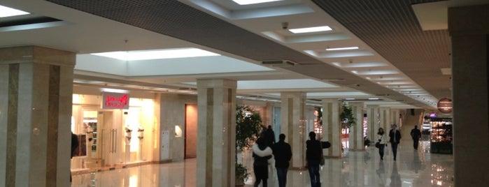 ТЦ «Неглинная галерея» is one of TOP-100: Торговые центры Москвы.
