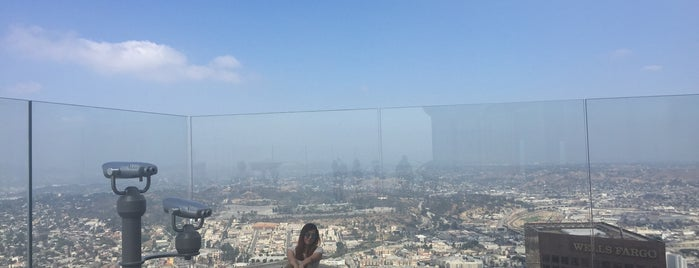 OUE Skyspace is one of Los Angeles.
