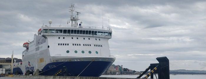 Puerto de Santander is one of lindos.