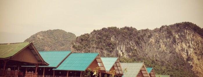 Muslim floating village is one of Lugares favoritos de Halil.