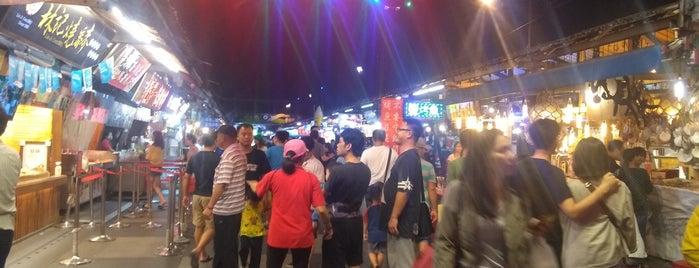 Dongdamen Night Market is one of Hualien - Taroko.