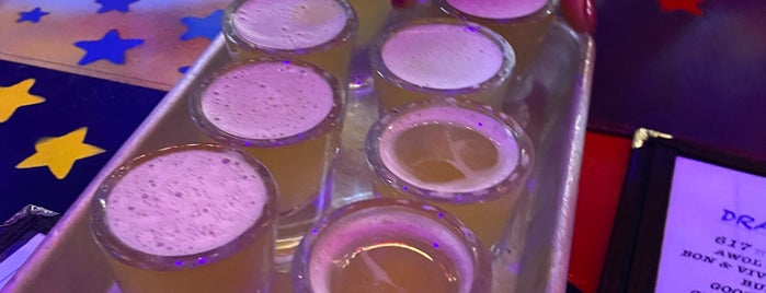 AWOL Bar & Grill is one of Tempat yang Disukai Tim.