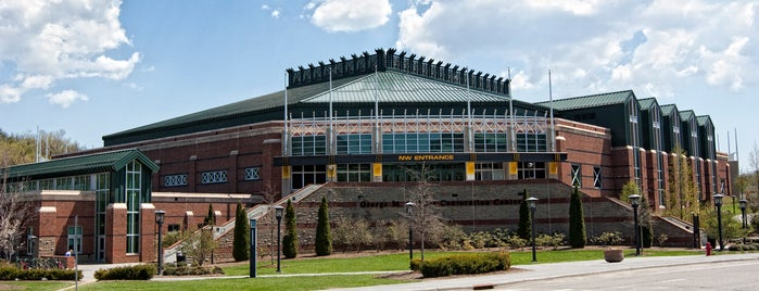 George M. Holmes Convocation Center is one of Sporting Venues To Visit.....