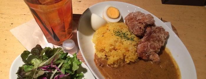 CAFEÈ OTTO is one of Fukuoka.