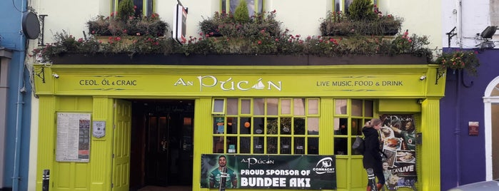 An Púcán is one of Galway.