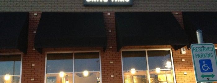 Starbucks is one of Posti salvati di Dan.