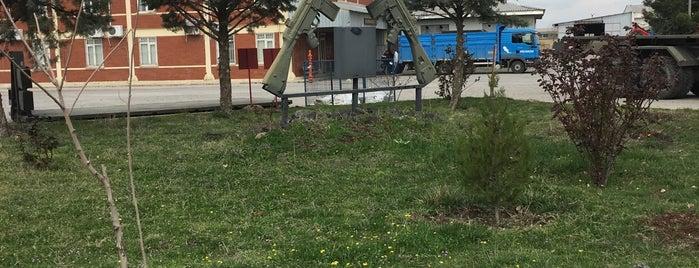Pirinçlik Hava Radar Üssü is one of Tempat yang Disukai 🇹🇷.