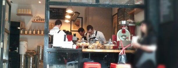 Black Velvet Espresso is one of Orte, die Ruslan gefallen.
