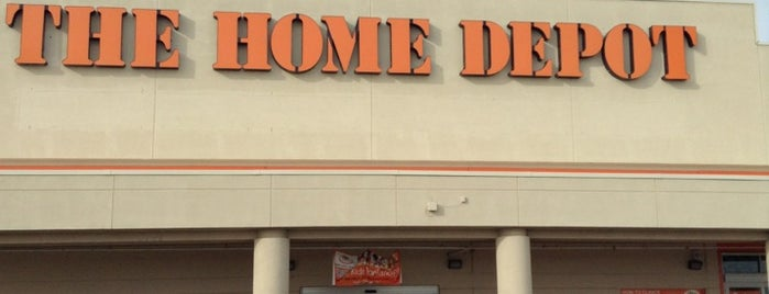 The Home Depot is one of Amarillo!.