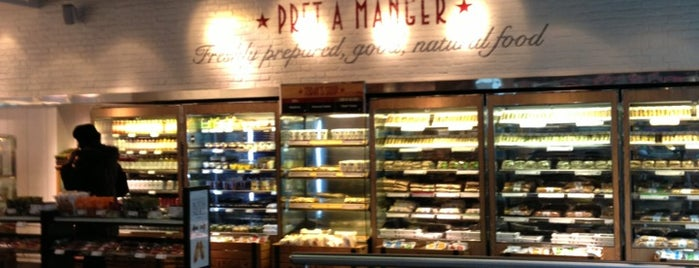 Pret A Manger is one of the world's best restaurants.