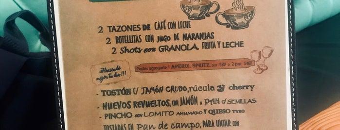 Adela Vintage is one of BA Cafeterías.