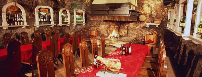 Vinakras Sezana winery is one of Croatia.
