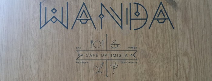Wanda is one of Café Madrid.