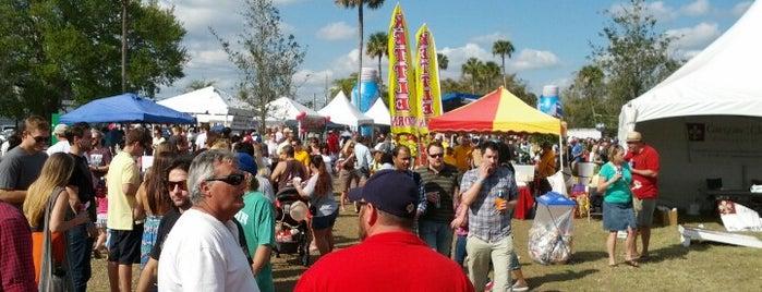 Orlando Festival Park is one of Donna 님이 좋아한 장소.