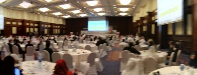 Crowne Plaza is one of Bahrain - Wedding Spots.