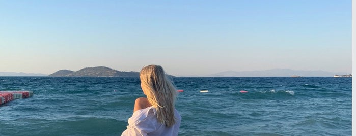 Urla Aren Beach is one of Urla.