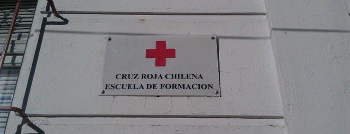 Cruz Roja Providencia is one of Providencia.