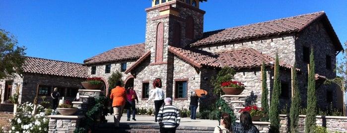 Lorimar Winery Vineyards is one of Temecula Wineries & More.