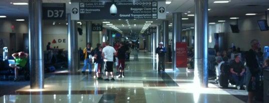 Concourse D is one of Posti che sono piaciuti a Will.