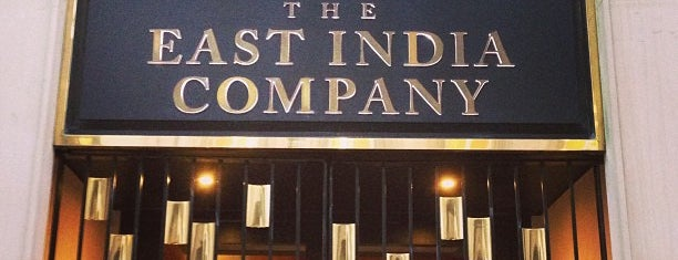 The East India Company is one of L.